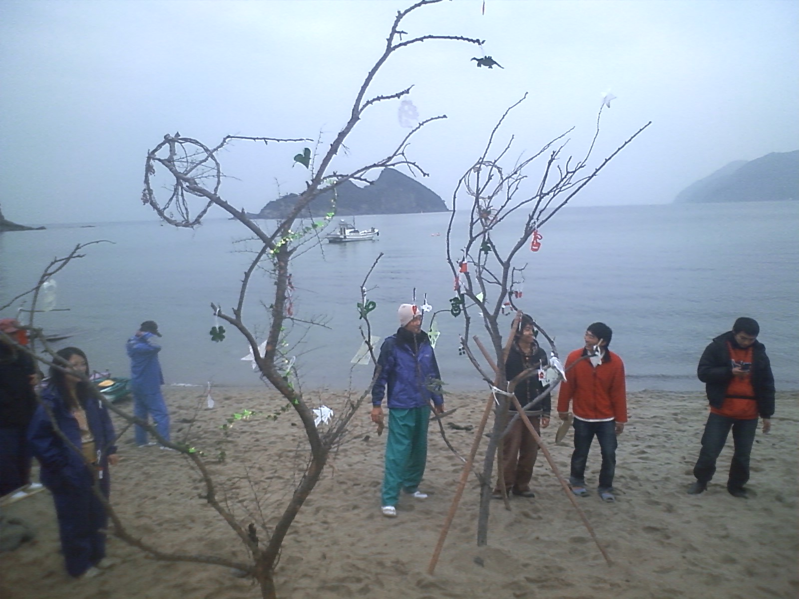 【田ノ浦レポート】12/26・吉村志穂(虹のカヤック隊)その1